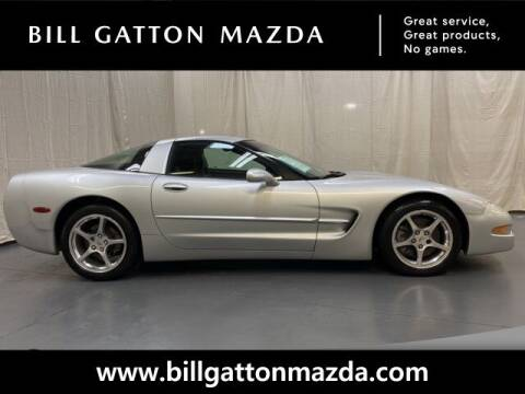2001 Chevrolet Corvette for sale at Bill Gatton Used Cars - BILL GATTON ACURA MAZDA in Johnson City TN
