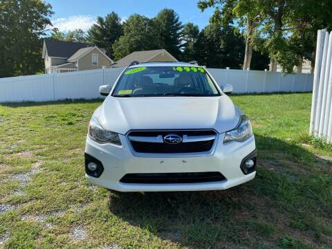 2012 Subaru Impreza for sale at Milford Automall Sales and Service in Bellingham MA