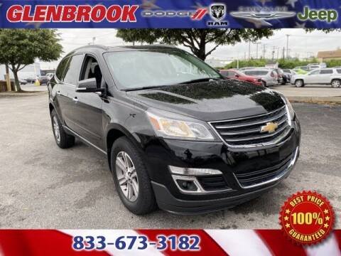 2017 Chevrolet Traverse for sale at Glenbrook Dodge Chrysler Jeep Ram and Fiat in Fort Wayne IN