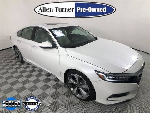 2018 Honda Accord for sale at Allen Turner Hyundai in Pensacola FL