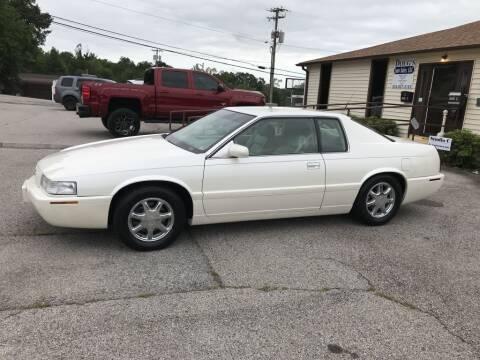 2000 Cadillac Eldorado for sale at Doug's Auto Sales in Danville VA