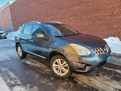 2012 Nissan Rogue for sale at Minnesota Auto Sales in Golden Valley MN