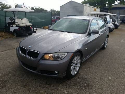 2011 BMW 3 Series for sale at Best Auto Deal N Drive in Hollywood FL