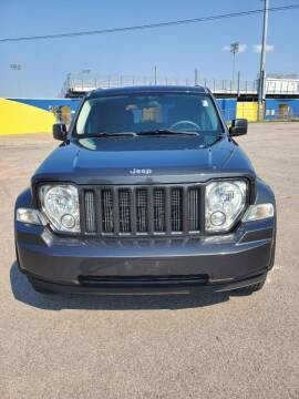 2010 Jeep Liberty for sale at Parkside Auto in Niagara Falls NY