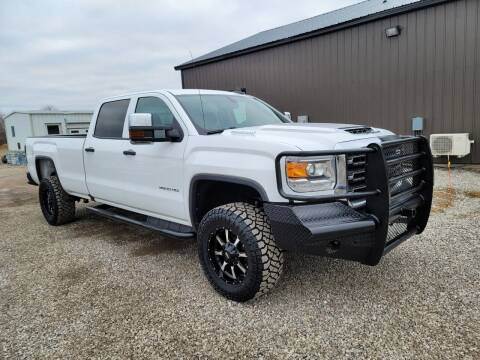 2017 GMC Sierra 2500HD for sale at J & S Auto Sales in Blissfield MI