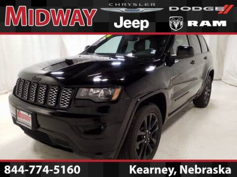 2020 Jeep Grand Cherokee for sale at MIDWAY CHRYSLER DODGE JEEP RAM in Kearney NE