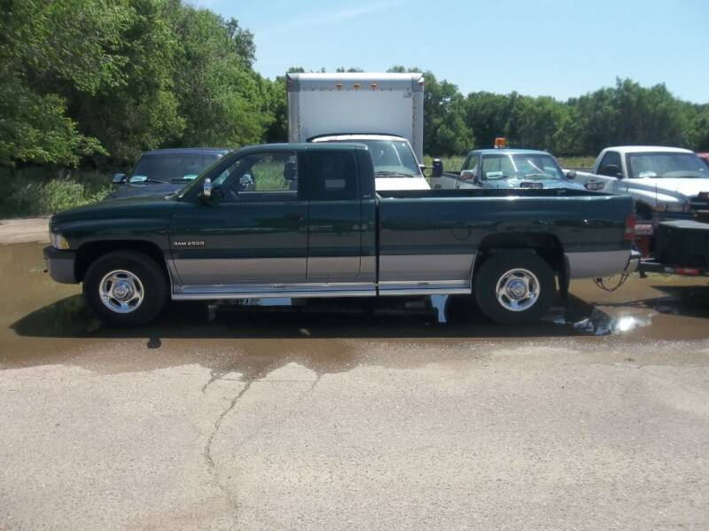 2000 Dodge Ram Pickup 2500 for sale at A Plus Auto Sales in Sioux Falls SD