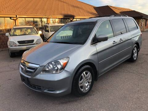 2006 Honda Odyssey for sale at STATEWIDE AUTOMOTIVE LLC in Englewood CO