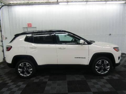 2021 Jeep Compass for sale at Michigan Credit Kings in South Haven MI