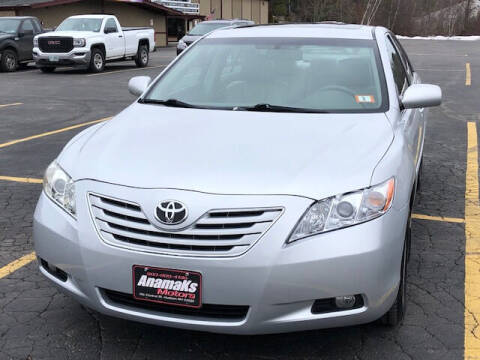 2009 Toyota Camry for sale at Anamaks Motors LLC in Hudson NH