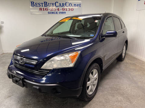 2009 Honda CR-V for sale at Best Buy Car Co in Independence MO