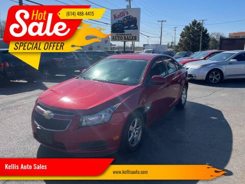 2014 Chevrolet Cruze for sale at Kellis Auto Sales in Columbus OH