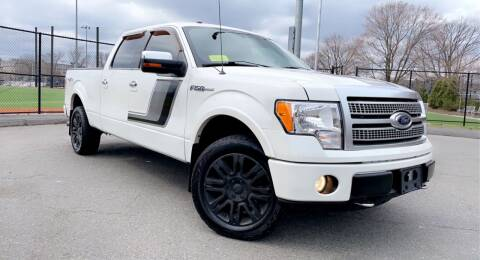 2010 Ford F-150 for sale at Maxima Auto Sales in Malden MA