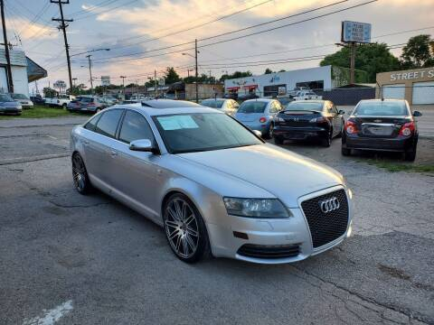 2008 Audi S6 for sale at Green Ride Inc in Nashville TN
