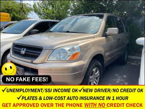 2003 Honda Pilot for sale at AUTOFYND in Elmont NY