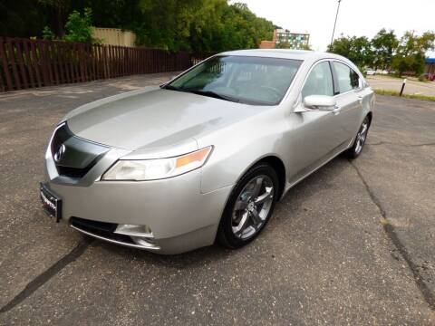 2011 Acura TL for sale at Chris's Century Car Company in Saint Paul MN