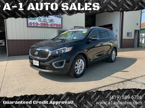 2016 Kia Sorento for sale at A-1 AUTO SALES in Mansfield OH