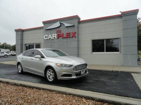 2014 Ford Fusion for sale at KC Carplex in Grandview MO