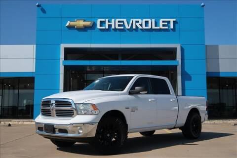 2019 RAM Ram Pickup 1500 Classic for sale at Lipscomb Auto Center in Bowie TX