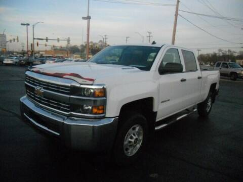2015 Chevrolet Silverado 2500HD for sale at Windsor Auto Sales in Loves Park IL