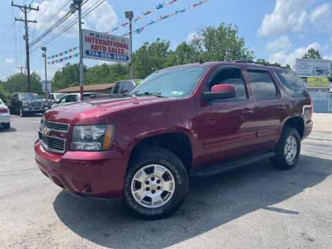 2010 Chevrolet Tahoe for sale at INTERNATIONAL AUTO SALES LLC in Latrobe PA
