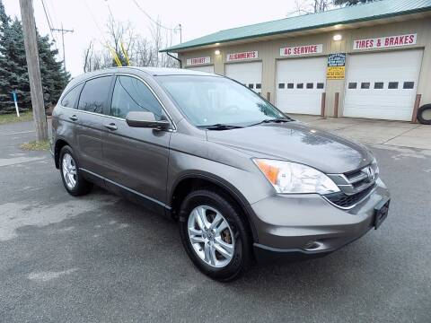 2011 Honda CR-V for sale at SUMMIT TRUCK & AUTO INC in Akron NY