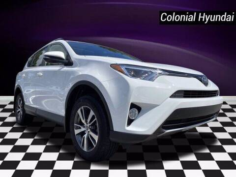 2018 Toyota RAV4 for sale at Colonial Hyundai in Downingtown PA