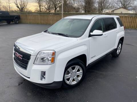 2014 GMC Terrain for sale at CarSmart Auto Group in Orleans IN