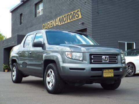 2008 Honda Ridgeline for sale at Carena Motors in Twinsburg OH