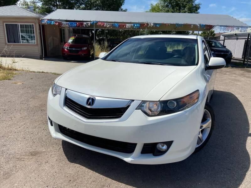 2011 Acura TSX for sale at Vtek Motorsports in El Cajon CA