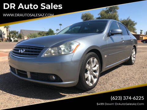 2006 Infiniti M35 for sale at DR Auto Sales in Glendale AZ