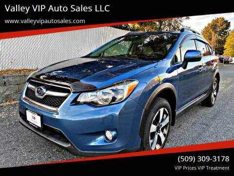 2014 Subaru XV Crosstrek for sale at Valley VIP Auto Sales LLC in Spokane Valley WA