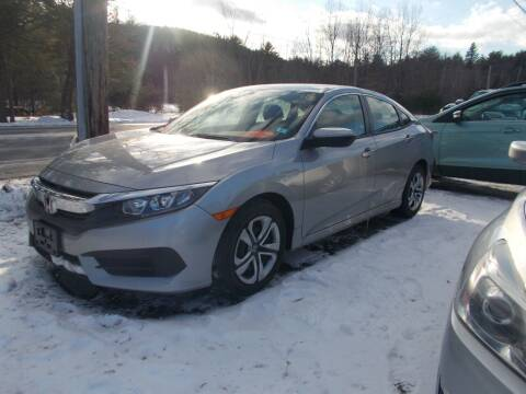2018 Honda Civic for sale at Manchester Motorsports in Goffstown NH