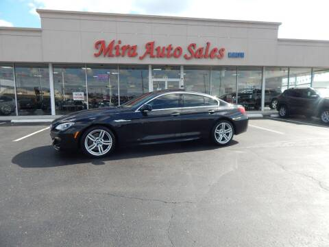 2013 BMW 6 Series for sale at Mira Auto Sales in Dayton OH