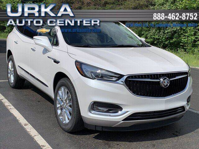 2021 Buick Enclave for sale at Urka Auto Center in Ludington MI