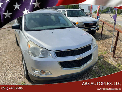 2010 Chevrolet Traverse for sale at ABZ Autoplex, LLC in Baton Rouge LA