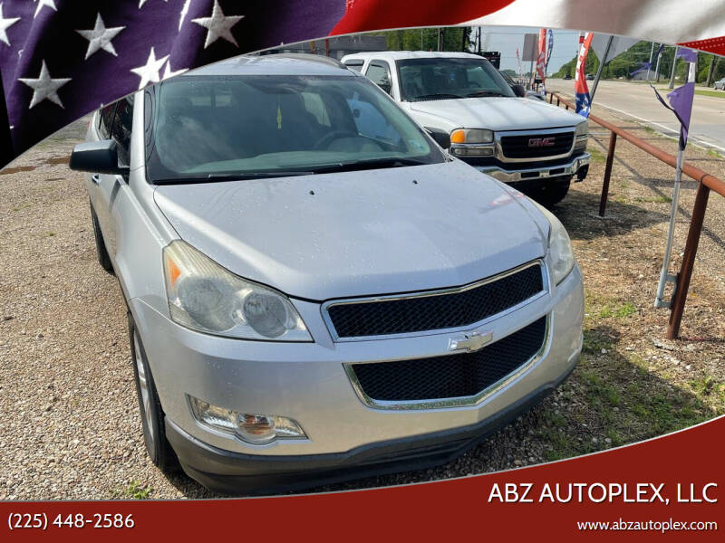 2010 Chevrolet Traverse for sale at ABZ Autoplex, LLC in Baton Rouge LA