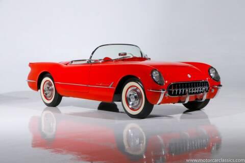 1955 Chevrolet Corvette for sale at Motorcar Classics in Farmingdale NY