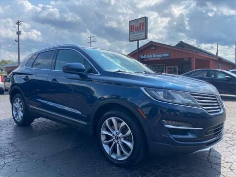 2016 Lincoln MKC for sale at HUFF AUTO GROUP in Jackson MI