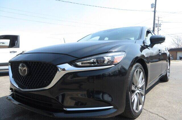 2018 Mazda MAZDA6 for sale at Eddie Auto Brokers in Willowick OH
