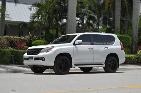 2011 Lexus GX 460 for sale at EURO STABLE in Miami FL