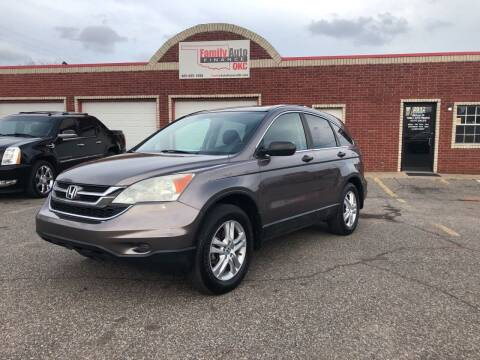 2011 Honda CR-V for sale at Family Auto Finance OKC LLC in Oklahoma City OK