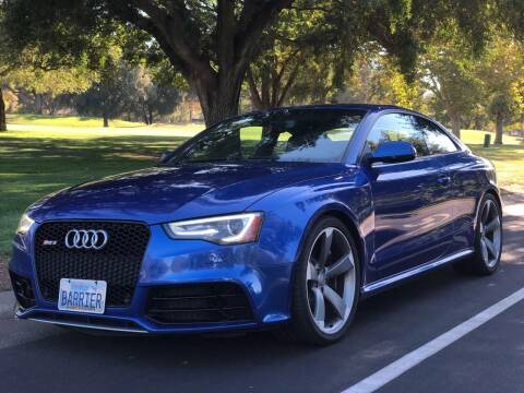 2013 Audi RS 5 for sale at SHOMAN AUTO GROUP in Davis CA