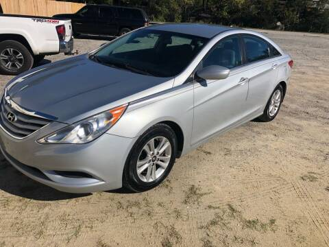 2013 Hyundai Sonata for sale at Hwy 80 Auto Sales in Savannah GA
