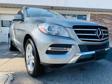 2014 Mercedes-Benz M-Class for sale at North Georgia Auto Brokers in Snellville GA