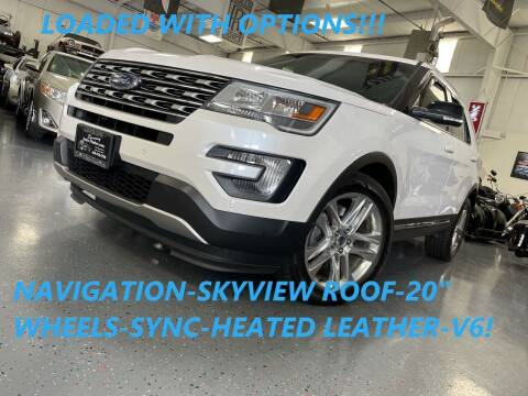 2016 Ford Explorer for sale at Luxury Auto Finder in Batavia IL