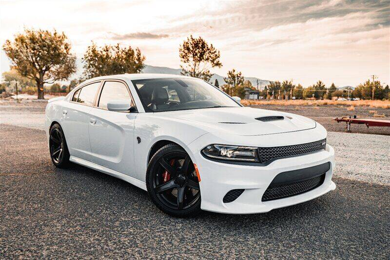 2016 Dodge Charger for sale at MUSCLE MOTORS AUTO SALES INC in Reno NV