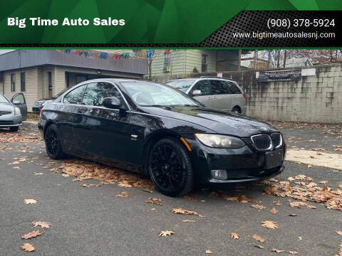 2010 BMW 3 Series for sale at Big Time Auto Sales in Vauxhall NJ