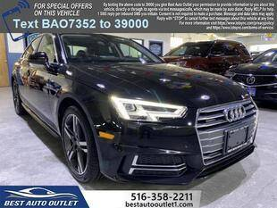 2018 Audi A4 for sale at Best Auto Outlet in Floral Park NY