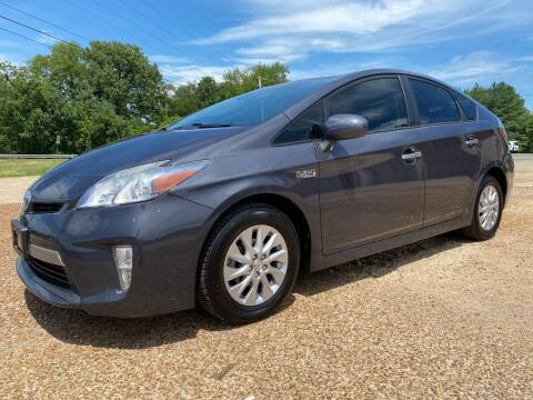 2012 Toyota Prius Plug-in Hybrid for sale at DABBS MIDSOUTH INTERNET in Clarksville TN
